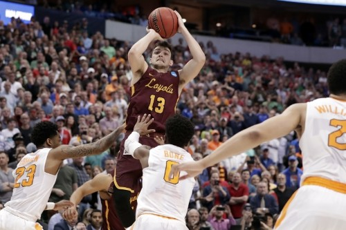 Lovable Cinderella Loyola-Chicago Is Making Boring Basketball Fun Again