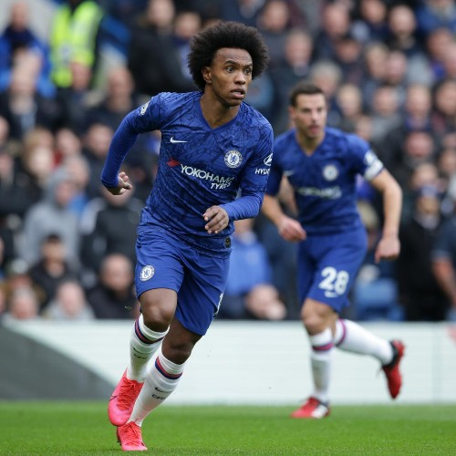 Willian Asks Chelsea If He Can Join Family in Brazil amid Coronavirus Pandemic