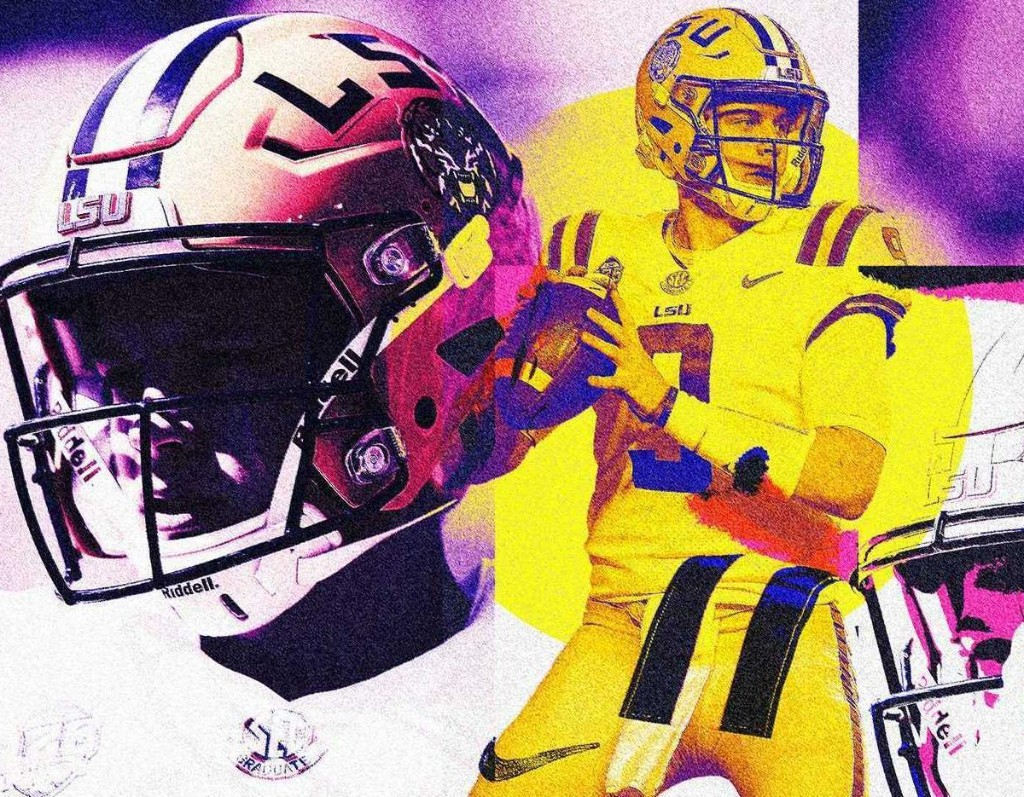 From OSU Castoff to SEC Difference-Maker: QB Joe Burrow Sets a New Tone for LSU