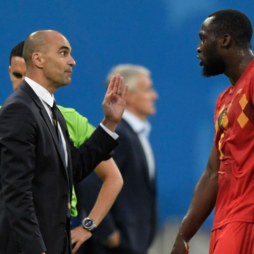 Roberto Martinez: Romelu Lukaku Needed 'Fresh Air' of Manchester United Exit
