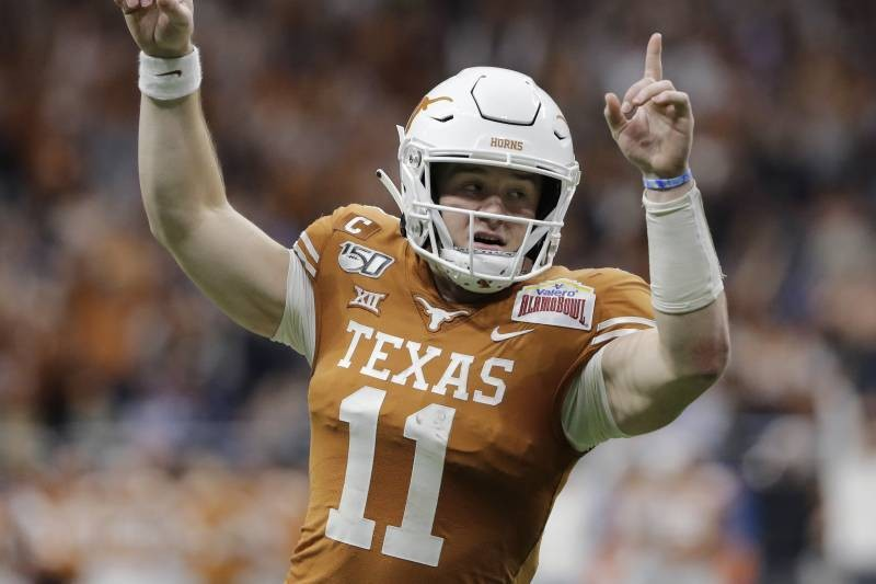 Sam Ehlinger, Ja'Marr Chase's Projected Net Worth with Potential NIL Rule Change
