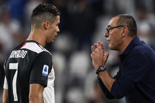 Cristiano Ronaldo Says Juventus Have 'Changed with Maurizio Sarri to Improve'