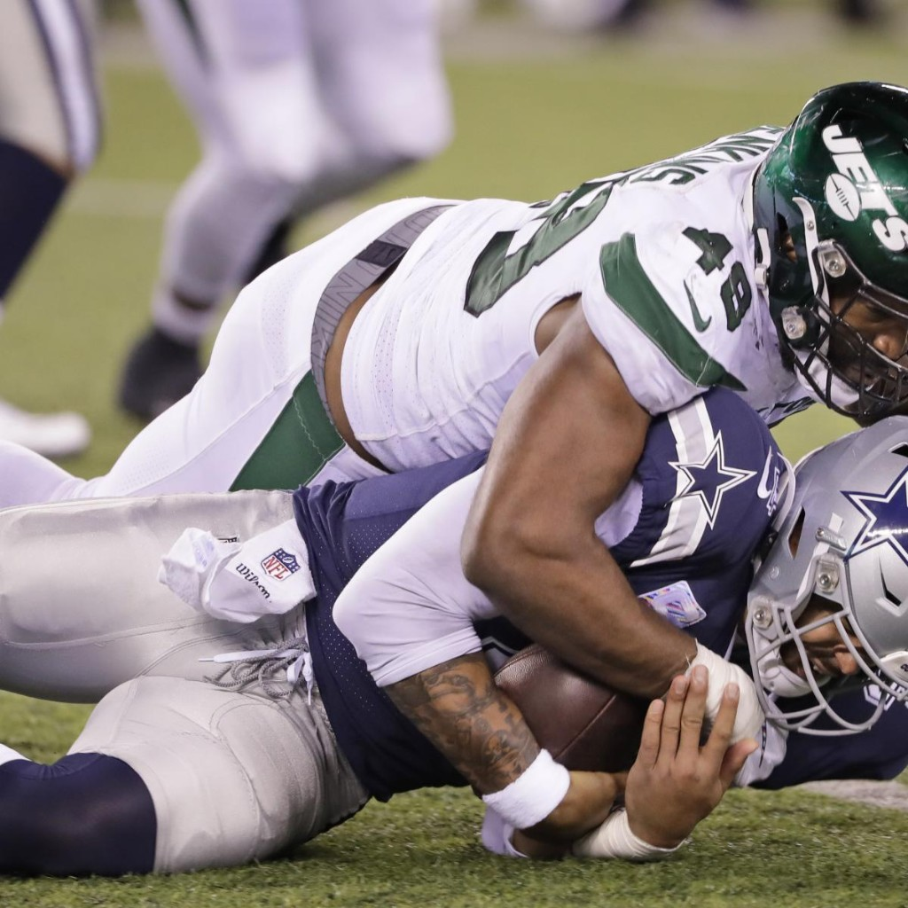 Dallas Cowboys Embarrass Themselves, Prove to Be NFL's Biggest Pretender