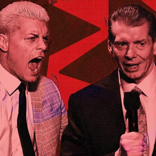 Pro Wrestling's Greatest Blood Feud Reignited in Startup All Elite Wrestling