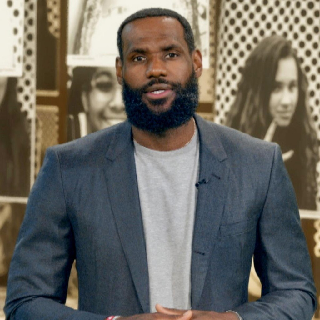 Lakers' LeBron James Rebukes 'Shut Up and Dribble' in Instagram Video