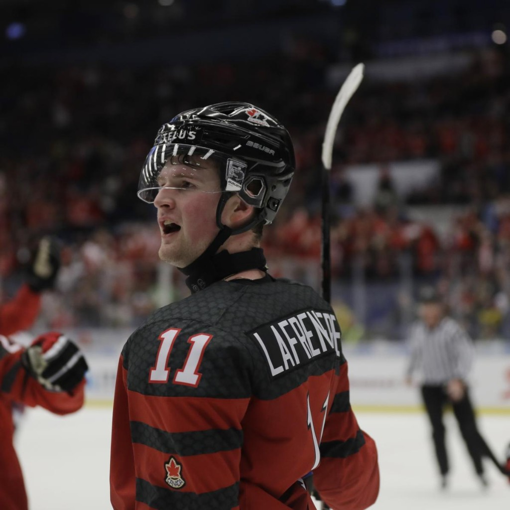 Ranking the Teams That Need Alexis Lafreniere Ahead of Second NHL Draft Lottery