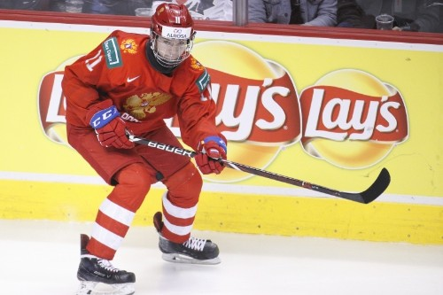 Vasily Podkolzin Selected No. 10 Overall by Vancouver Canucks in 2019 NHL Draft