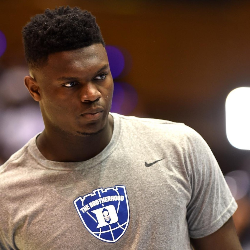 Zion Williamson Ruled Out vs. UNC After Tearing Shoe, Suffering Knee Injury