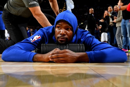 NBA's New Resting Policy About to Get Its First Major Test