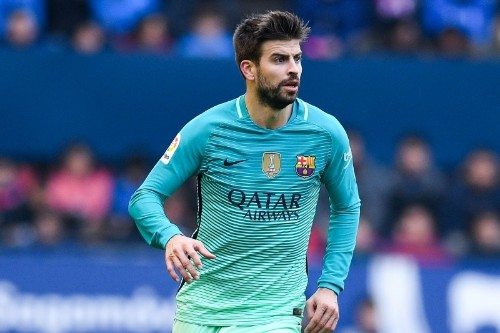 Gerard Pique Discusses Refereeing in Spain After Barcelona's 2-1 Loss to Bilbao