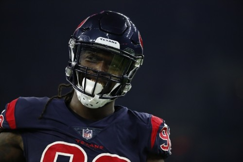 Report: Jadeveon Clowney Traded to Seahawks from Texans for 2 Players, Pick