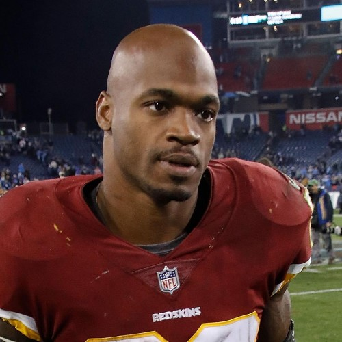 Adrian Peterson Rumors: Latest on Bears, Redskins Ahead of 2019 NFL Free Agency