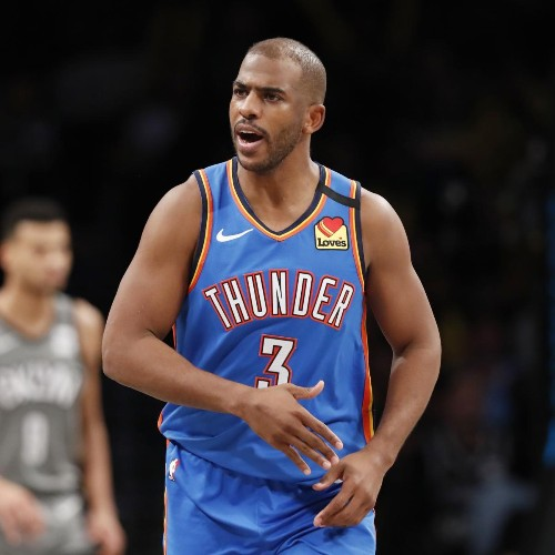How Chris Paul Made OKC Thunder a Playoff Contender After Westbrook, PG13 Trades