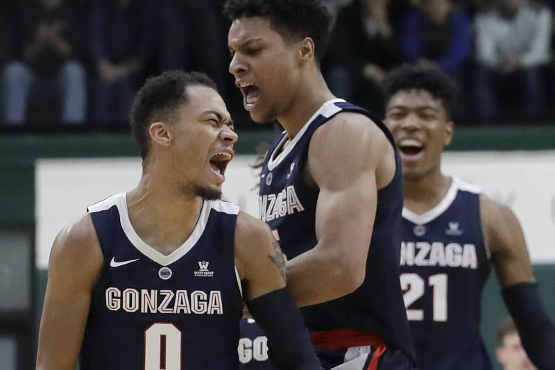 Gonzaga Bulldogs vs. BYU Cougars Odds, Analysis, College Basketball Betting Pick