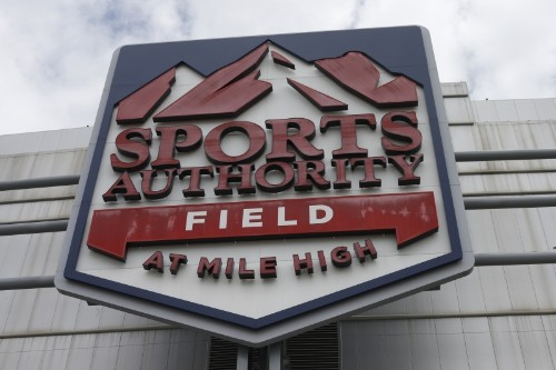 Broncos File Motion to End Stadium Sponsorship Agreement with Sports Authority