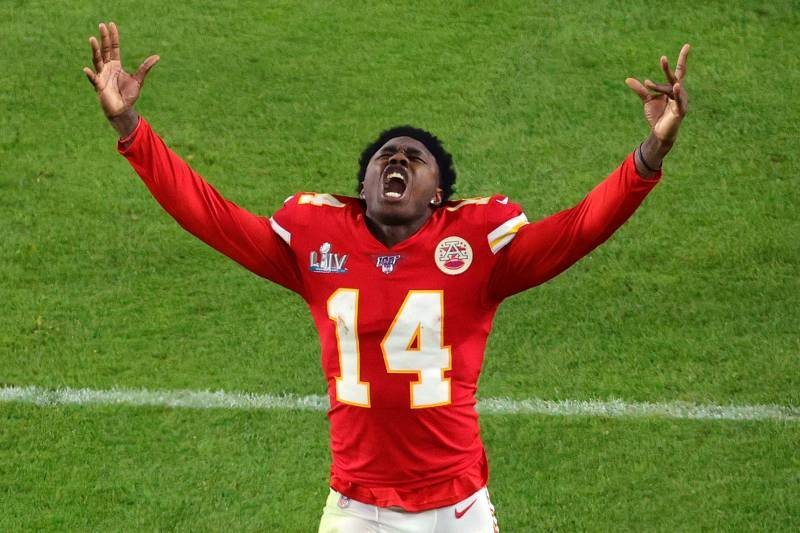 Sammy Watkins, Chiefs Agree to Revised Contract Worth $9M