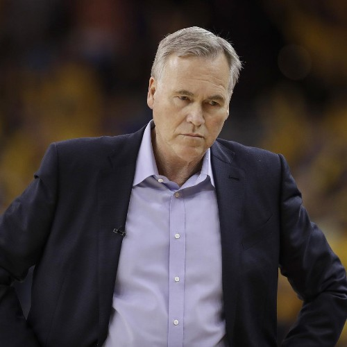 Mike D'Antoni: Warriors Have 'All the Pressure' to Win Game 4 vs. Rockets