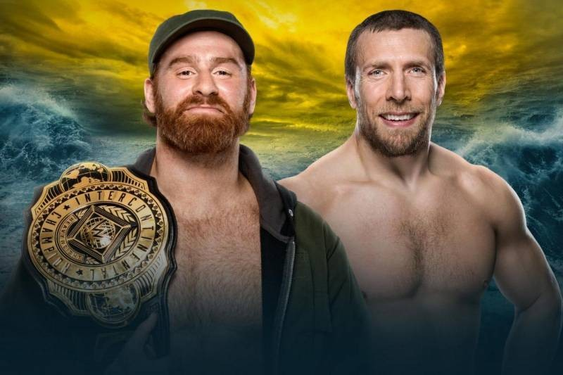 Sami Zayn Beats Daniel Bryan, Keeps Intercontinental Title at WWE WrestleMania