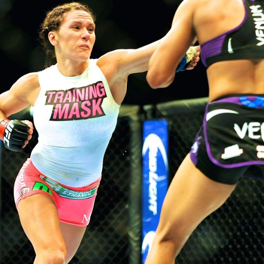 Cat Zingano, Not Gina Carano Was Ronda Rousey's UFC 182 Destiny All Along