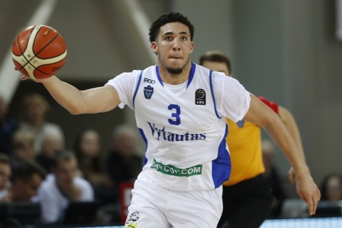 Lonzo Ball's Brother LiAngelo Not Picked in 2018 NBA Draft