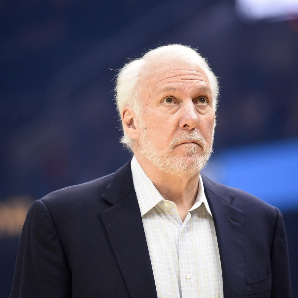 Gregg Popovich on Safety of NBA Bubble: Don't Know Anywhere as Safe as We Are