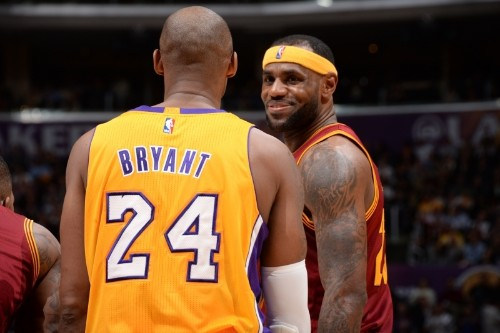 LeBron May Be a Leader, but Unlike Kobe, He Has Yet to Learn How to Inspire