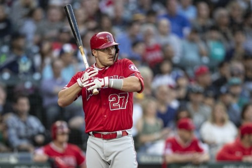 MLB Has a Huge Mike Trout Problem No Other Major Sport Suffers