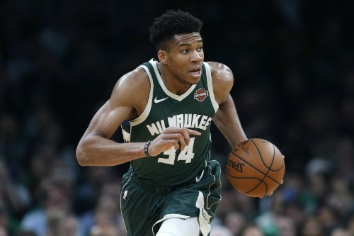 Report: Giannis 'Wasn't Happy' About Malika Andrews' Rumor Before Walking Out