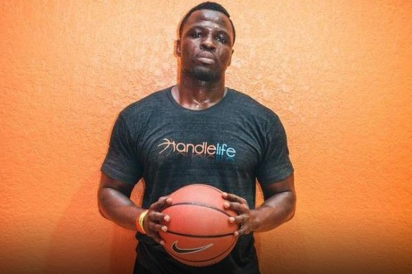 Johnny Stephene's Unique Ball-Handling Biz Has NBA All-Stars and Brands Lined Up