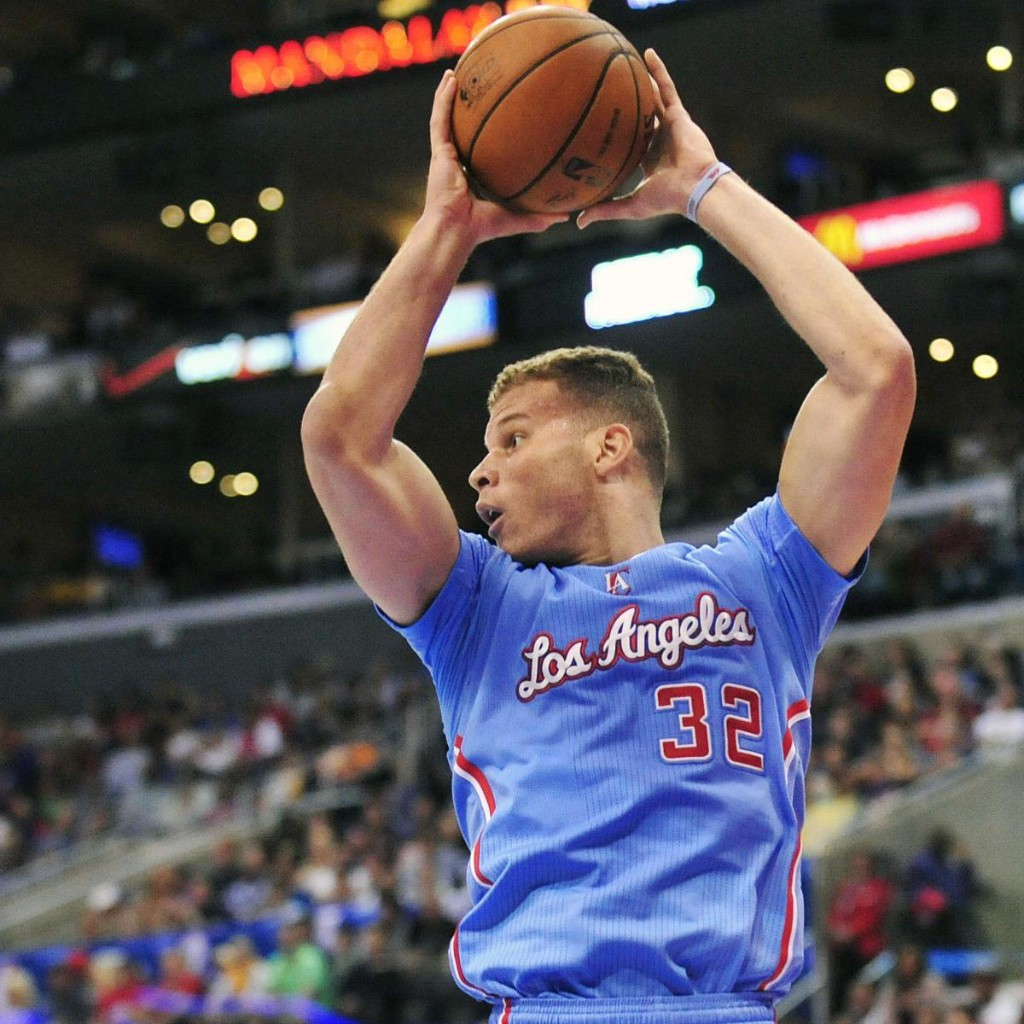 Doc Rivers Says Blake Griffin Should Be 2nd to Kevin Durant in MVP Voting