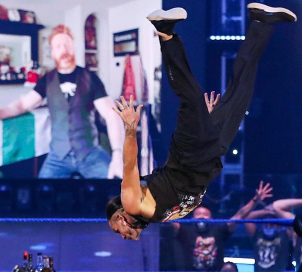 Sheamus vs. Jeff Hardy Bores, John Morrison Wasted, More WWE SmackDown Fallout