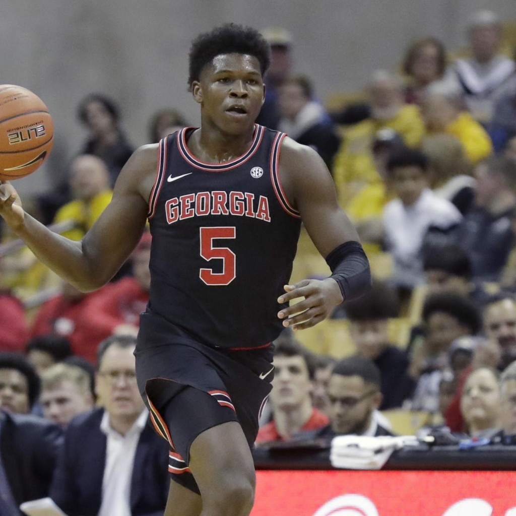 NBA Draft 2020: 1st-Round Mock Predictions and Prospects with Highest Ceilings