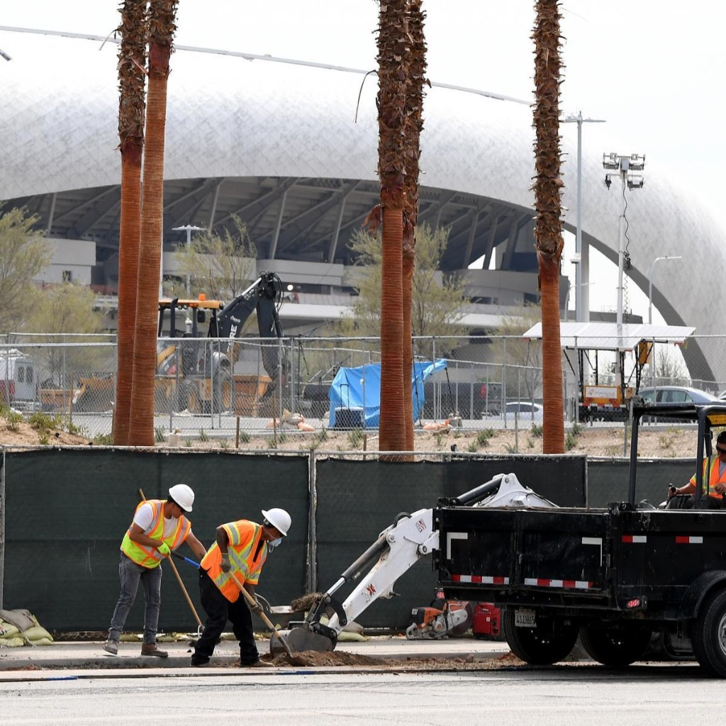 Worker at Chargers, Rams SoFi Stadium Dies After Fall at Construction Site