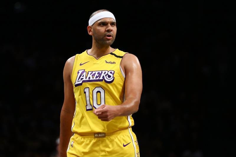 Lakers' Jared Dudley: Adam Silver Said NBA Season Could Finish in Early October