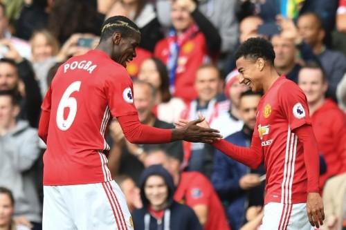 Paul Pogba, Marcus Rashford Teased by Manchester United Team-Mate Jesse Lingard