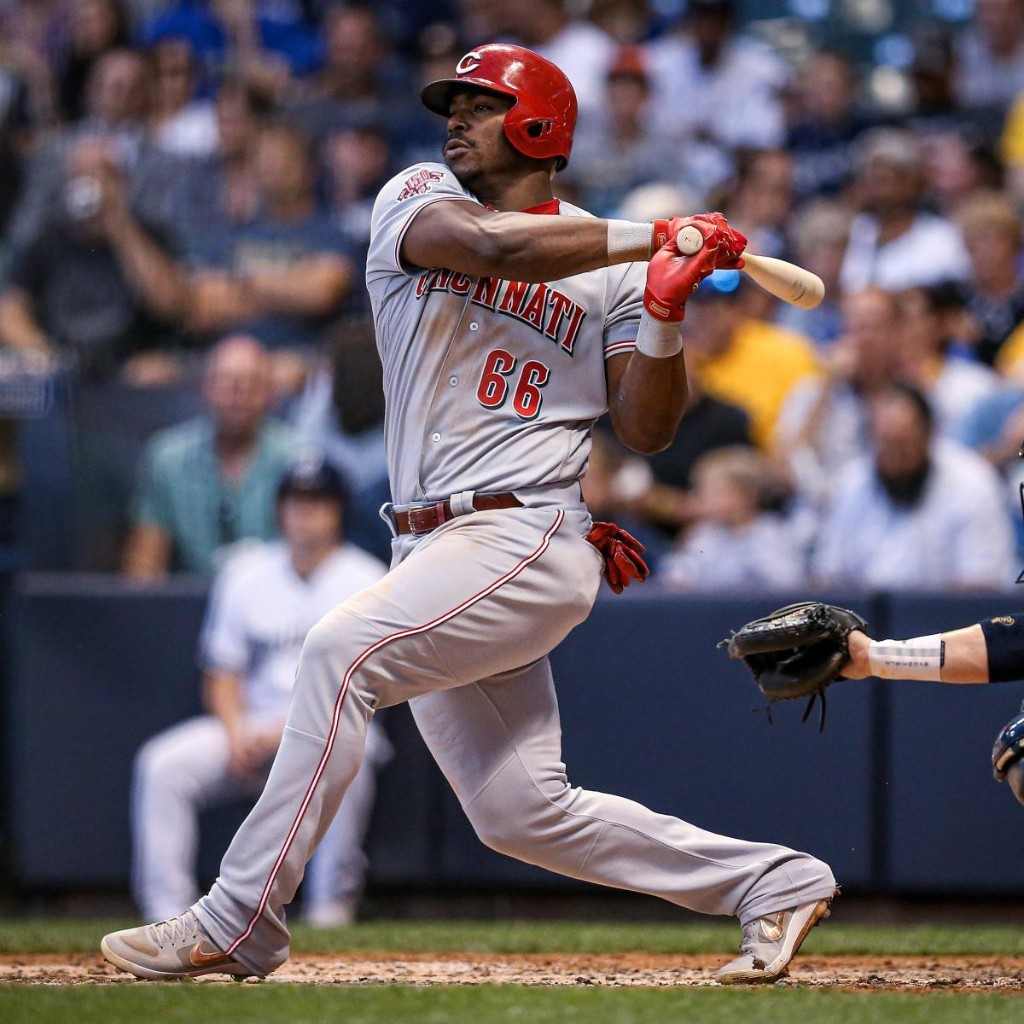 Yasiel Puig Says He'll Miss His Reds Teammates After Reported Trade to Indians