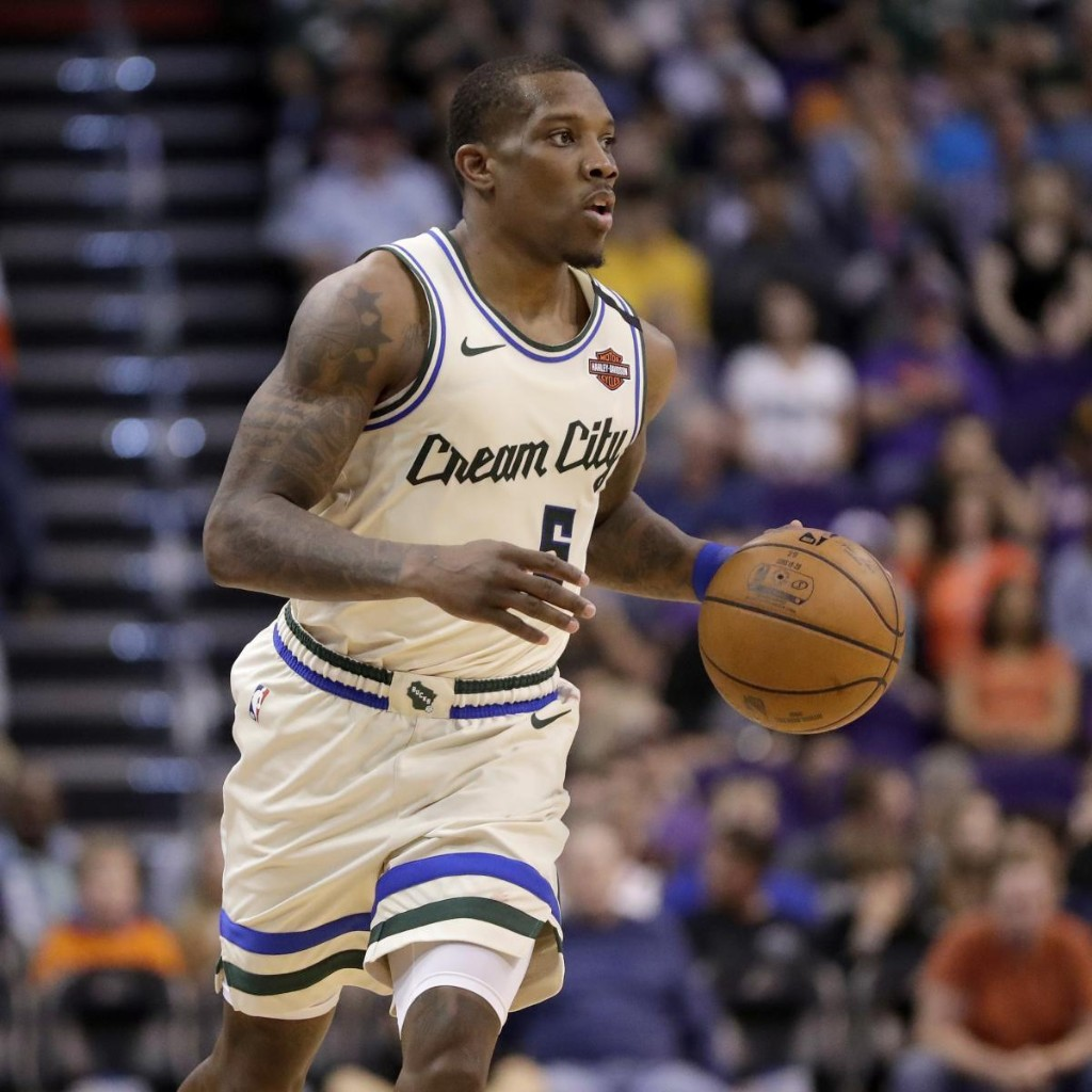 Eric Bledsoe, Pat Connaughton Out for Bucks' NBA Restart Opener vs. Celtics