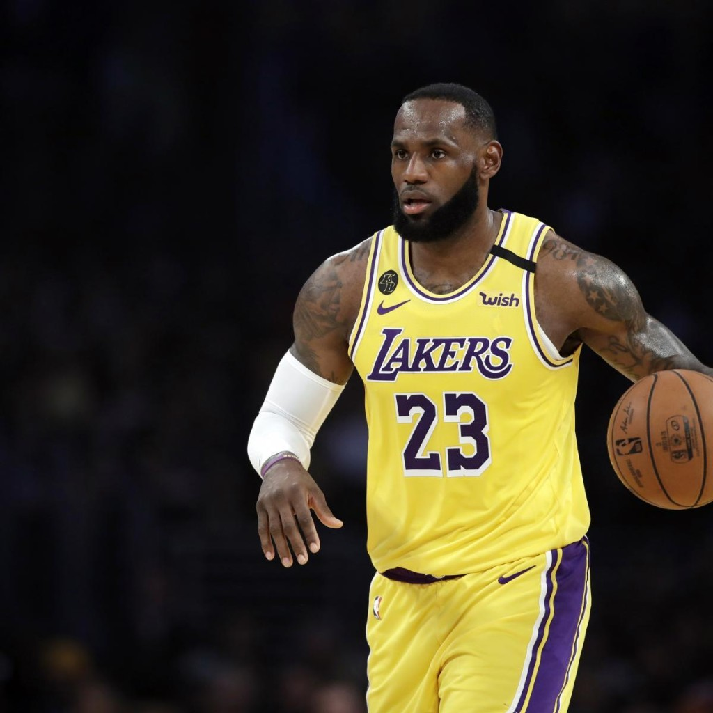 Quinn Cook Reveals Text Message LeBron James Sent to Lakers Teammates