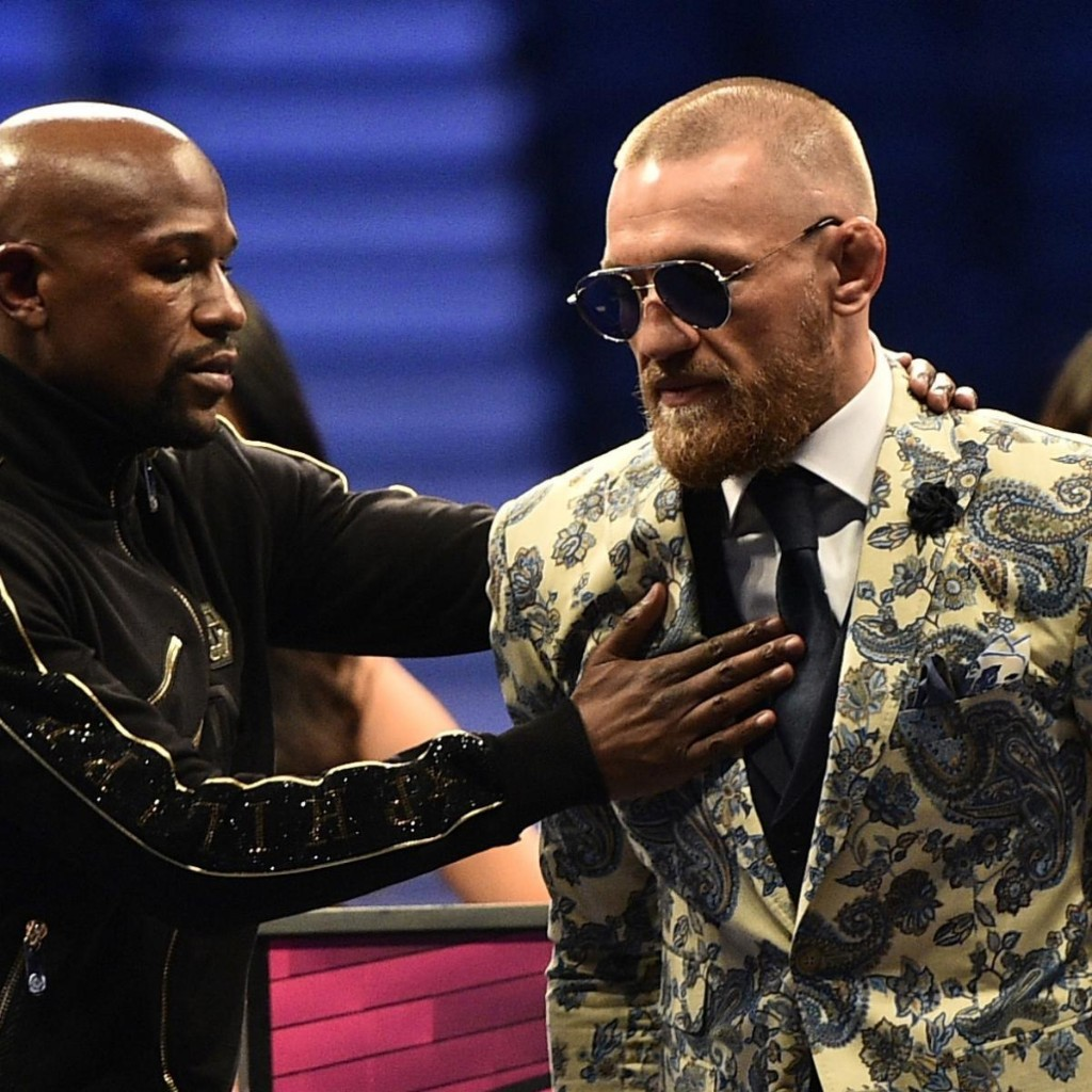 Conor McGregor Says Floyd Mayweather Has 'Strong Tools' He Could Take into MMA