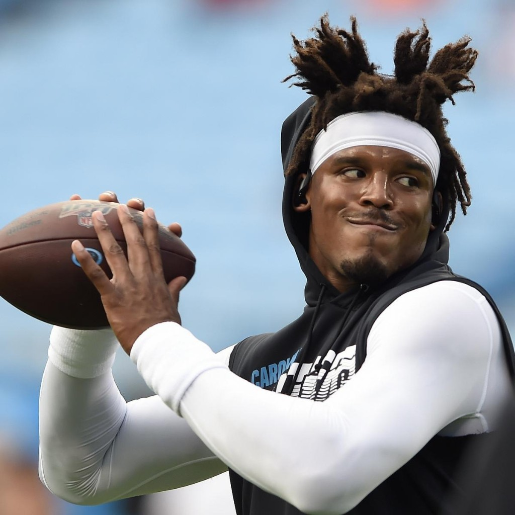 Patriots' Cam Newton a 'Full Go' After Surgeries on Foot, Shoulder Injuries