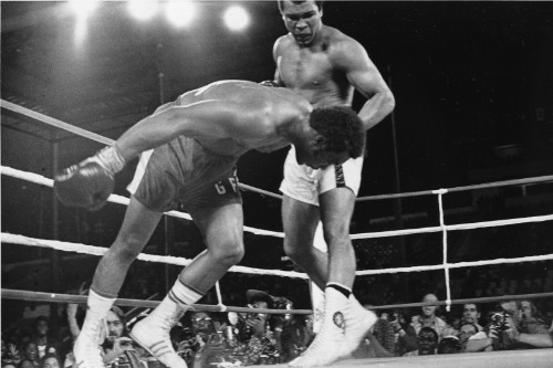 Muhammad Ali's Greatest Fight: George Foreman and the Rumble in the Jungle