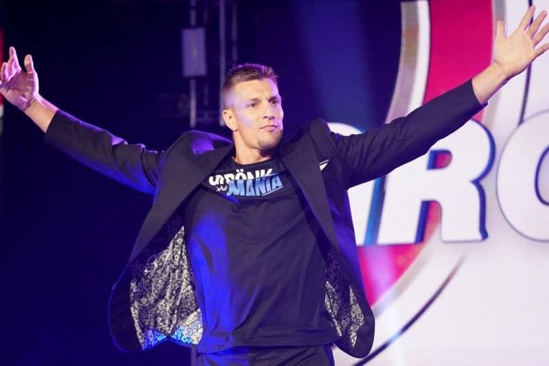 Mojo Rawley Steals Rob Gronkowski's 24/7 Title Win at WWE WrestleMania 36