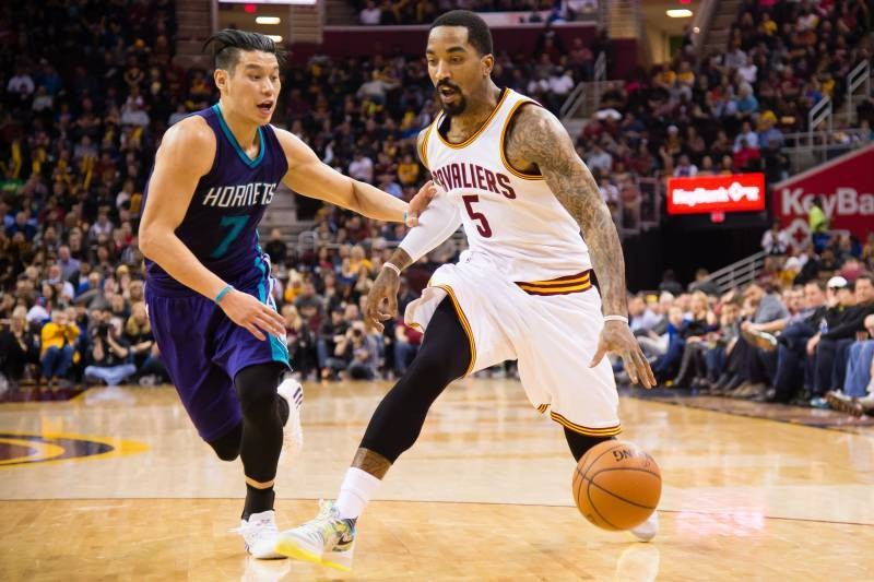 J.R. Smith Denies Accusations of Racism Toward Jeremy Lin