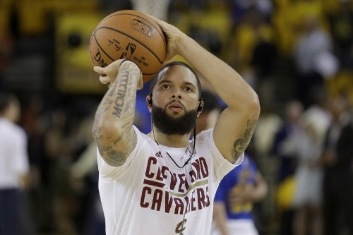 Richard Jefferson Jokes About Deron Williams, Says He Cares More About Golf, MMA