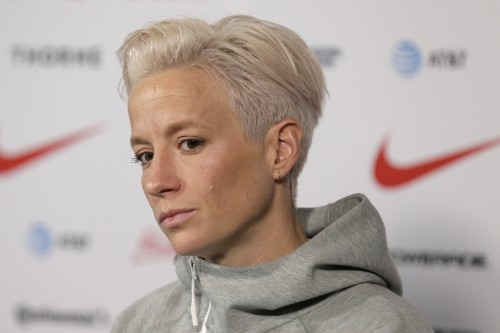Megan Rapinoe Stands by Donald Trump White House Comments, Sorry for Cursing