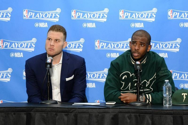 Chris Paul on Blake Griffin: 'You Don't Realize What You Have Until It's Gone'