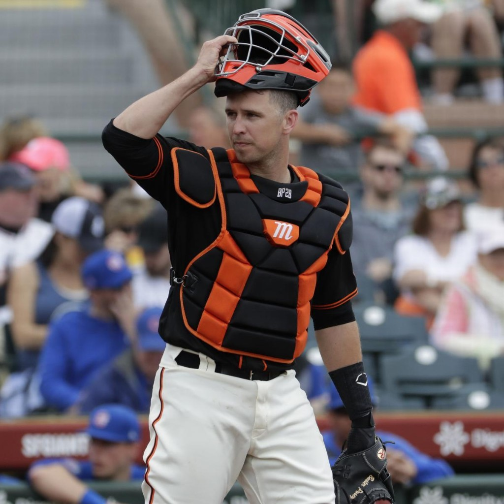 Giants' Buster Posey 'Definitely' Considering Opting Out of 2020 MLB Season