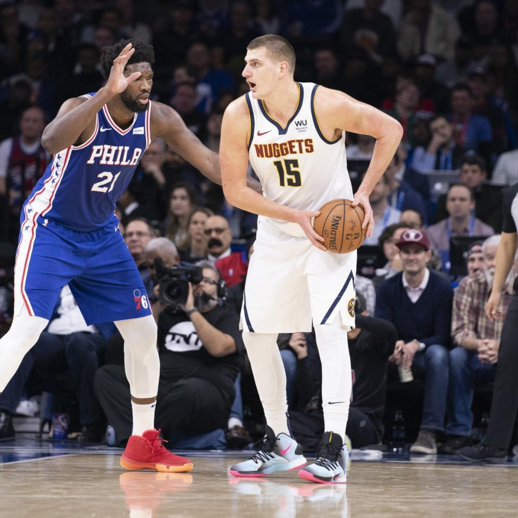 Ranking NBA's Top 15 Centers This Season