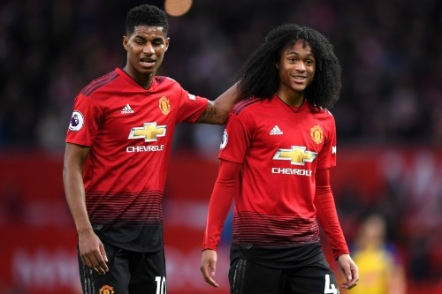 Tahith Chong: A Loan Is Possible, but 'I Only Think About Manchester United'