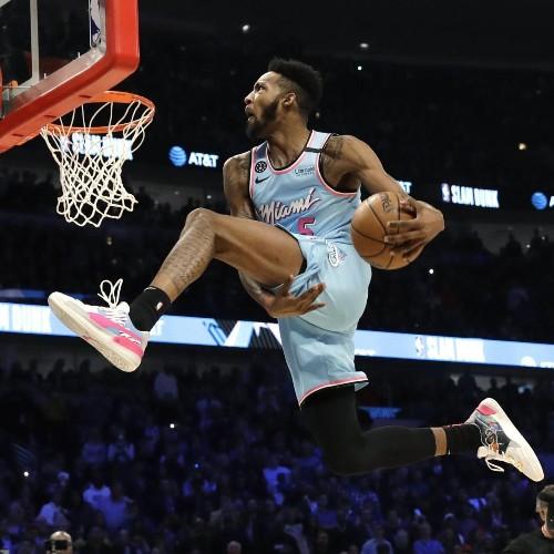 NBA Slam Dunk Contest 2020: Highlights, Reaction from Derrick Jones Jr.'s Win